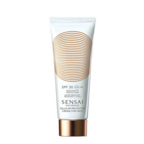 Silky Bronze Protective Cream VISO SPF 30