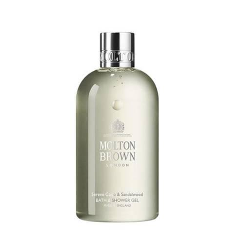 Serene Coco & Sandalwood Bath & Shower Gel